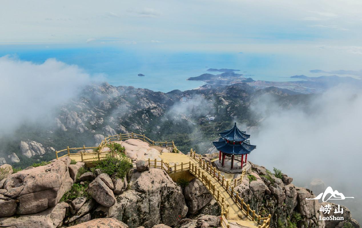 图丨崂山风景区特约摄影师 王华